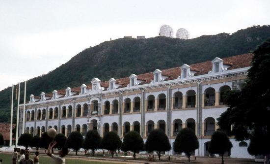 Trường Thiếu sinh quân Vũng Tàu.