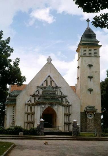 Nhà thờ Vũng Tàu.