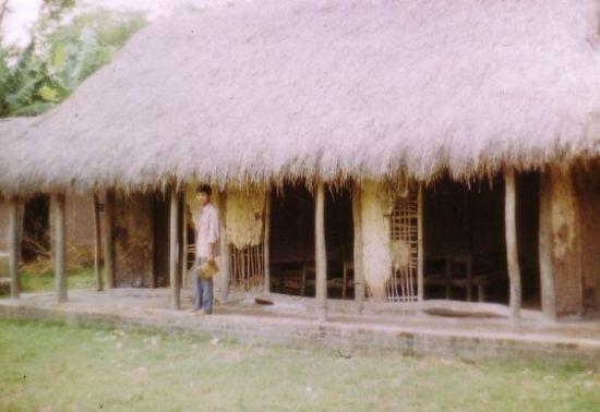 Một ngôi trường làng ở Gia Sàng.