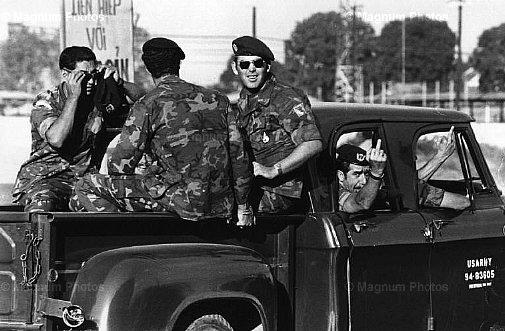 Quân đội nước ngoài tại Sài Gòn trước 1975
