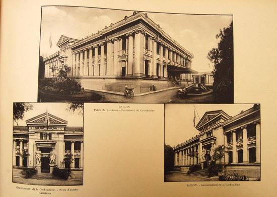 21b Palais du lieutenant gouverneur de Cochinchine 2