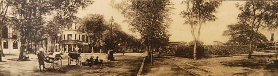 Đường Quai de Belgique (nay là đường Tôn Đức Thắng).
