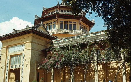 Viện Bảo tàng Sài Gòn.