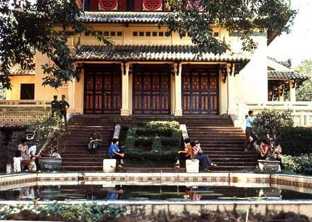 Đền thờ các vua Hùng.