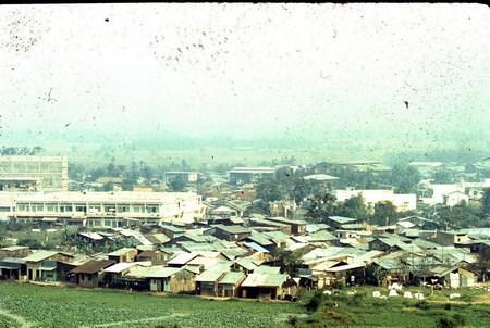 ngoại vi Sài Gòn.