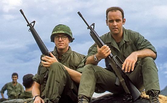 Chân dung lính Mỹ.