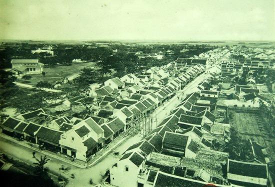 Thành phố Nam Định.