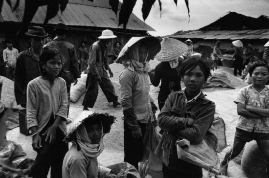 Nông dân trong vùng giải phóng ở miền Nam Việt Nam, 1973.
