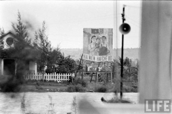 ...Hi vọng một biện pháp hòa giải, thống nhất trong hòa bình vào thời điểm chiến tranh chưa bùng nổ ác liệt (1961).