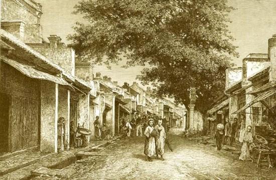 Một con phố Hà Nội