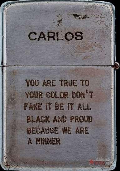 """""""Bạn đúng với sắc màu của mình. Đừng tự lừa phỉnh khi nó là màu đen bằng cách tự hào mình là kẻ chiến thắng""""."""