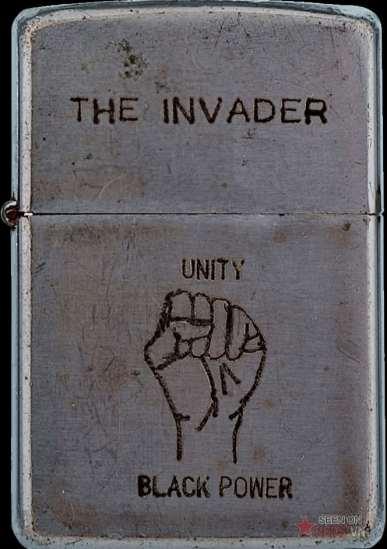 """""""Những kẻ xâm lược hãy đoàn kết lại trong sức mạnh hắc ám""""."""