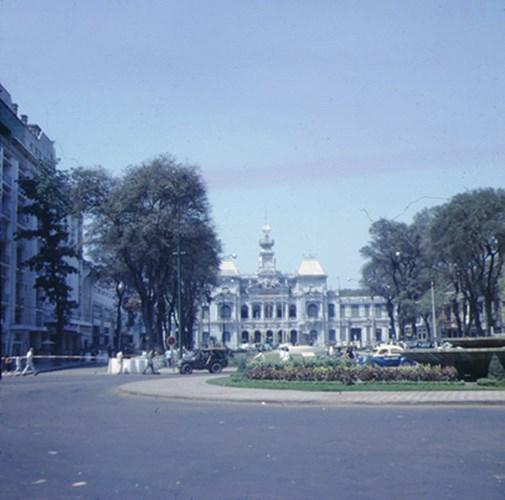 Tòa Đô chính Sài Gòn năm 1967.