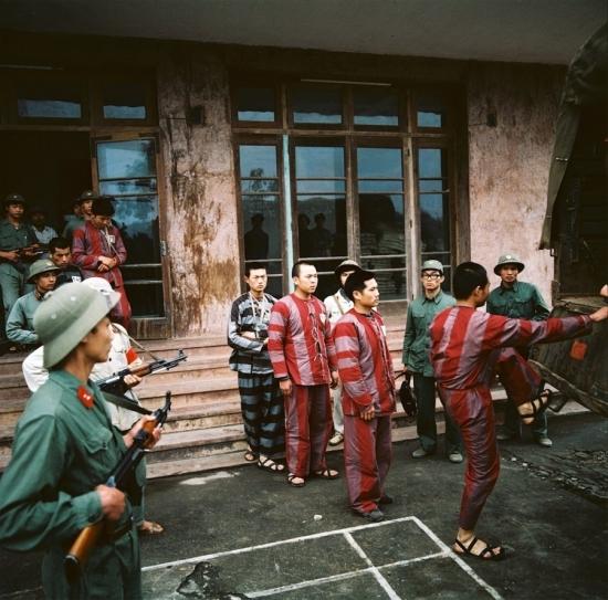 Tù nhân Trung Quốc năm 1979.