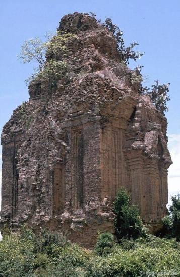 019.Tháp Chàm