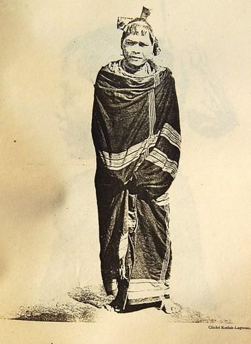 Phụ nữ dân tộc Xê Đăng.