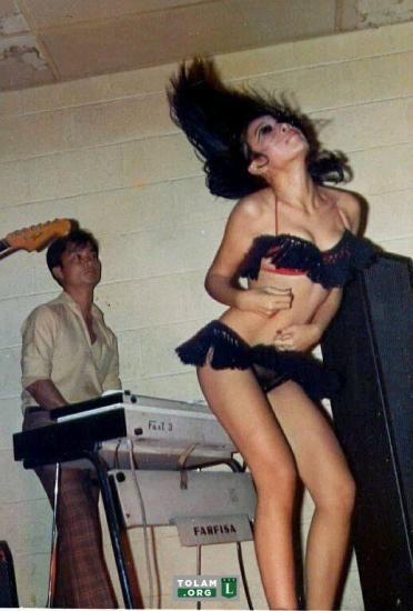 Bên cạnh gái bar, gái nhảy tại các các hộp đêm, vũ trường ở miền Nam trước 1975 cũng là đối tượng sẵn sàng chiều lính Mỹ tới bến