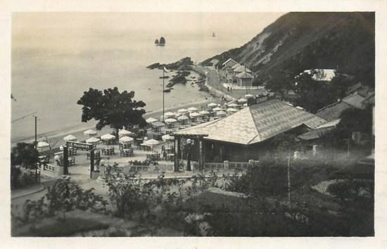 Một khu nghỉ dưỡng ở Đồ Sơn năm 1933.