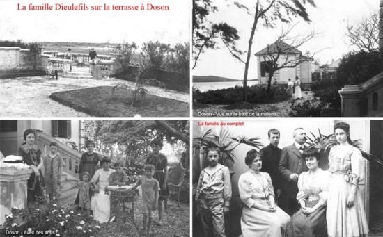 Biệt thự ở Đồ Sơn của ông Dieulefils, nhà xuất bản bưu thiếp nổi tiếng ở Đông Dương.