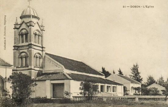 Nhà thờ Đồ Sơn.