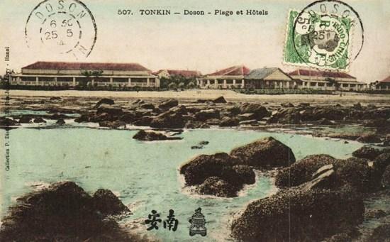 Khách sạn ở Đồ Sơn.