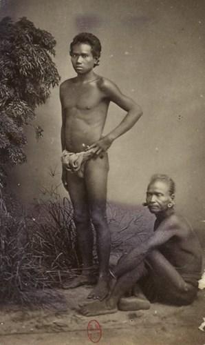 Người dân tộc S'Tiêng ở Tây Nguyên.