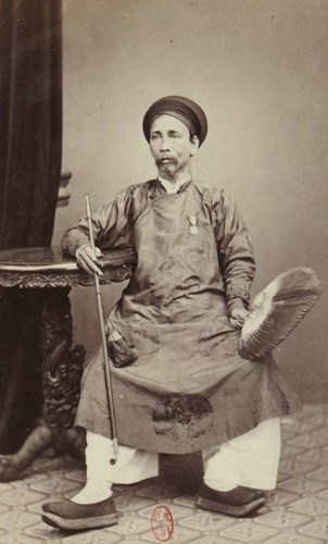 Ông Ba Thương, Đốc phủ sứ tại Sài Gòn.