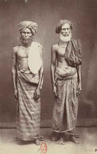 Người Ấn Độ ở Sài Gòn.