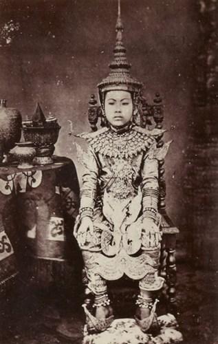 Công chúa Campuchia.