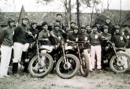 Ít ai biết rằng những năm 60, 70 của thế kỷ trước, đã có một câu lạc bộ mô-tô rất được người dân miền Bắc ưa thích gồm các nam thanh, nữ tú yêu thích phiêu lưu mạo hiểm và đam mê xe.