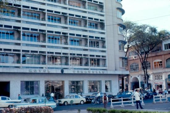 Khách sạn Caravelle.