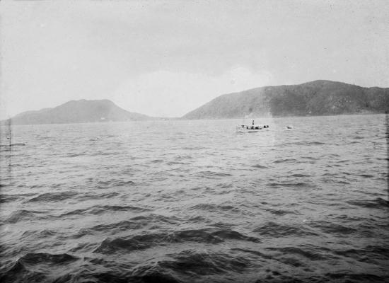 Phong cảnh Vũng Tàu, 1904.