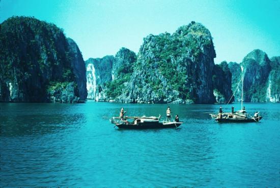 Quần đảo Cát Bà năm 1954.
