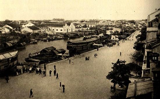 Một góc nhìn khác về cảng Hải Phòng.