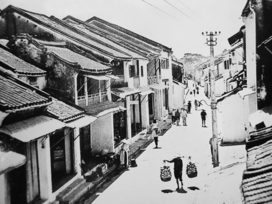 Đường Quảng Đông, nay là Nguyễn Thái Học.