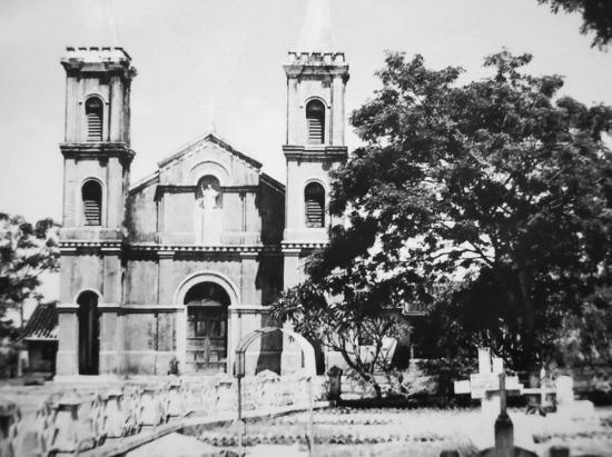 Nhà thờ Công giáo Hội An.
