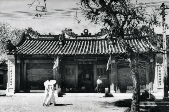 Đền Hàn Cung.