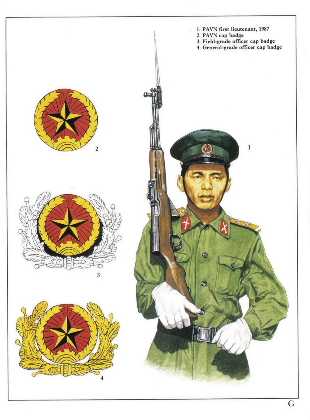 1 \u0026 2 - Nhân viên Bộ nội vụ (Công an Nhân dân) đầu