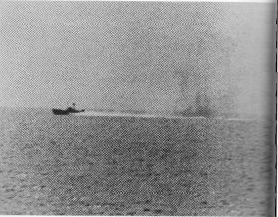 Tàu phóng lôi P-4 của Việt Nam.