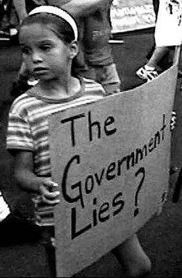 """Ngay sau khi xảy ra """"sự kiện Vịnh Bắc Bộ"""", hàng nghìn người Mỹ đã xuống đường phản đối sự dối trá của Lầu Năm Góc."""