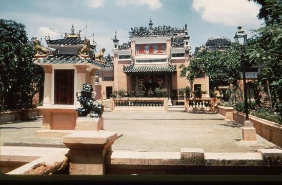 Điện Ngọc Hoàng ở Đa Kao.