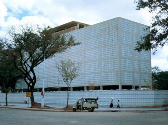 Đại sứ quán Mỹ ở Sài Gòn.