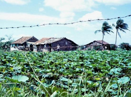 Khu vực nông thôn Sài Gòn có mức sống thấp hơn nhiều so với nội đô.