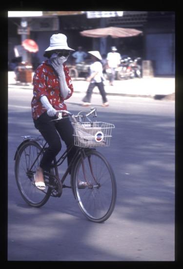 """""""Ninja"""" Sài Gòn năm 1990."""