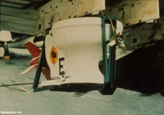 Dù không được nhiều người biết đến, nhưng phi vụ ném bom lạ lùng của không quân Mỹ quả thực là một sự kiện hi hữu trong lịch sử chiến tranh của thế giới.