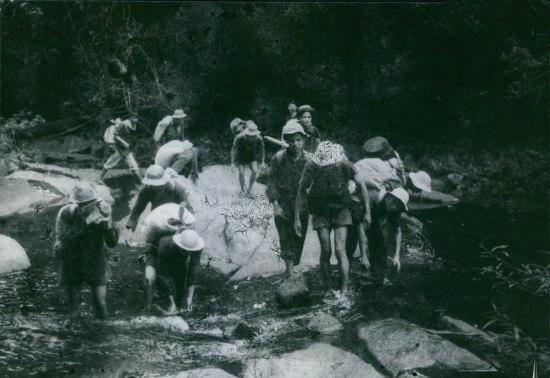 Lực lượng Giải phóng đang mở những con đường mới để tiến sát tới quân địch ở miền Nam Việt Nam, tháng 5/1967.