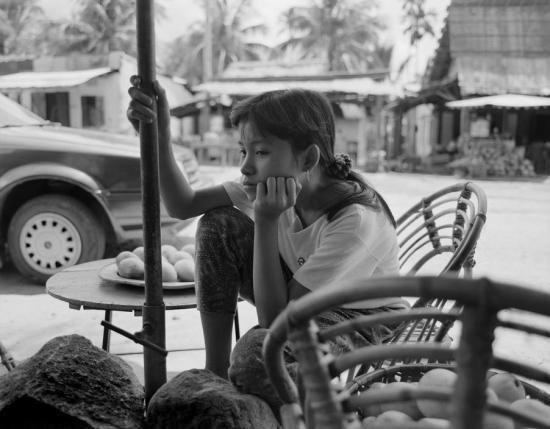 Cô gái Lâm Đồng.